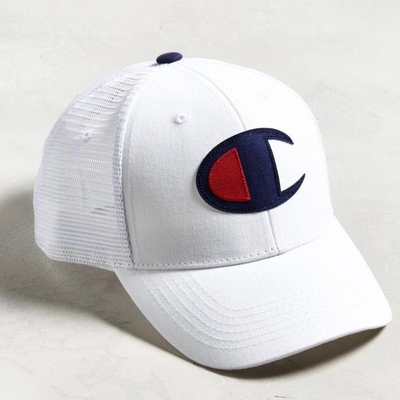 new champion trucker hat b69b33513f5